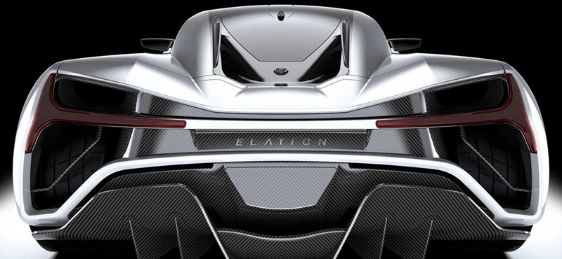 Gyártásba kerül az 1,8 másodperces 0-100-as szintidejű új villanyautó