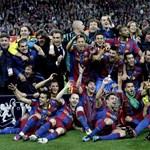 Bajnokok Ligája: A Barcelona ismét két góllal volt jobb az MU-nál