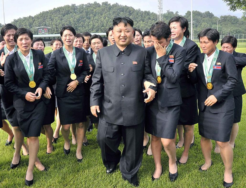 Kim Dzsong Un