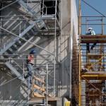 Továbbra is sok a végelszámolás az építőiparban