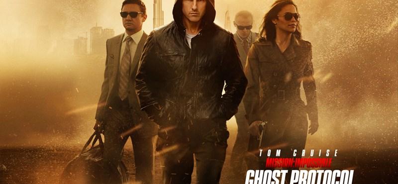 Mission Impossible - Ghost Protocol téma letöltése a Windows 7-hez