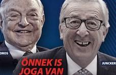 Idén is jönnek a Soros-plakátok