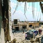 Orosz hadsereg: izraeli rakétákat lőtt le a szíriai légvédelem