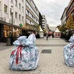 Így tették szerethetővé Németországban az otromba vásári betontömböket – fotó