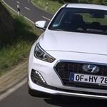 Gyorsan megújult a koreai Golf: itt a felfrissített Hyundai i30