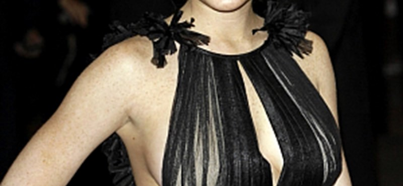 Lindsay Lohan bepöccent Pitbullra