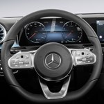 A Mercedes le akar nyűgözni az új A-osztállyal, itt az első kedvcsináló