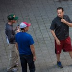 Tom Hanks odavan Budapestért
