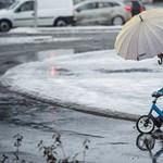 Többször is ónos eső eshet a jövő héten