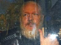 CNN: A WikiLeaks alapítója Londonból irányította a beavatkozást a 2016-os amerikai választásba