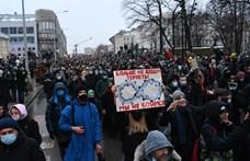 Országlása legsúlyosabb válságát éli át Putyin, Navalnij igazi fenyegetést jelent rá
