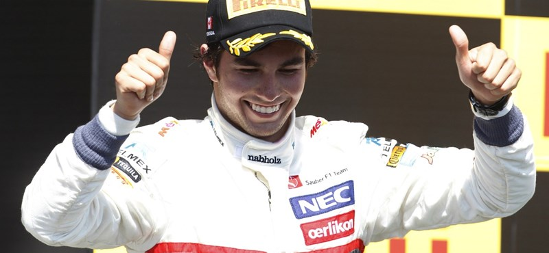 Immár hivatalos: Perez a McLarenben, Hamilton a Mercedesben