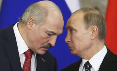 """Putyin és Lukasenka: """"Megoldást találunk minden problémára"""""""