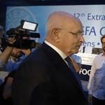 Szlovén utód váltja Platinit az UEFA élén