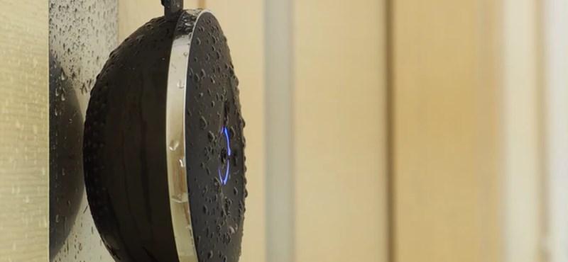 Rákattant a net népe a zuhanyzóba akasztható okoshangszóróra