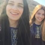 Magyar népdalt énekelnek a Trio Mandili grúz énekesnői - videó