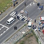 Újabb biztonsági intézkedések Japánban a gyerekeket ért sokkoló késes támadás után
