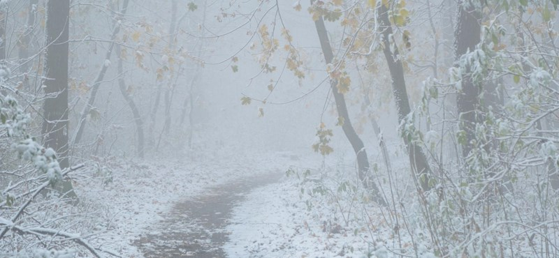 Napos, szeles lesz a péntek, de estétől visszatér a havazás