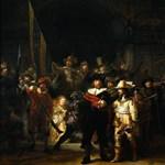 Épségben visszakerült régi helyére a világhírű Rembrandt-festmény