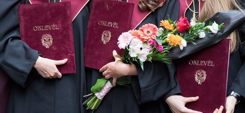Hiába mostoha gyerek a Fidesznél a felsőoktatás, a diplomások nyomják le a munkanélküliséget