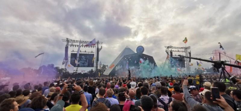 1000x több mobilnetet használtak a Glastonbury Fesztiválon, mint kilenc éve