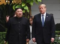 Trump és Kim, a két jóbarát