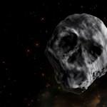 2018 lesz az év, amikor egy 700 méteres, bizarr aszteroida húz el a Föld mellett