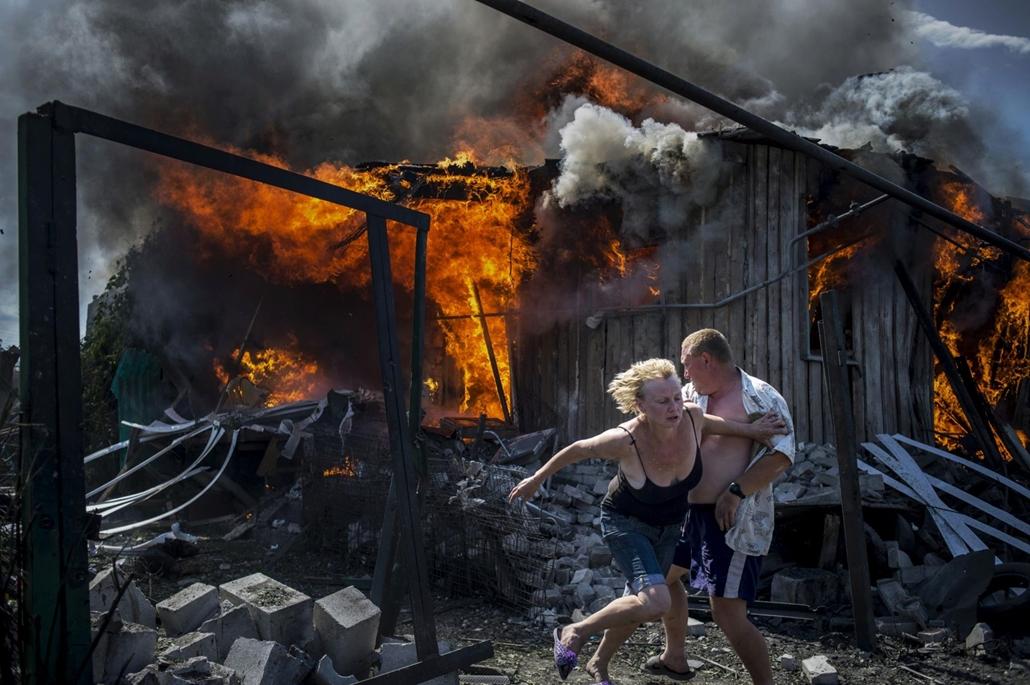 NE HASZNÁLD  Budapest International Foto Awards I helyezett Ukrajna fekete napjai részlet a sorozatból