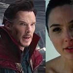 Batman, Wonder Woman, Doctor Strange – új előzetesek