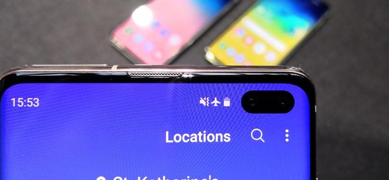 Baj van: egyetlen fényképpel is fel lehet törni a Samsung új csúcsmobiljait