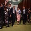 Belefojtotta a szót az ellenzéki a hongkongi kormányzóba