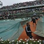 Eső szakította félbe Nadal és Ferrer meccsét