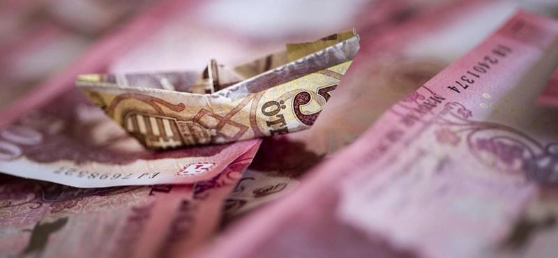 KSH: 375 ezer forint az átlagfizetés