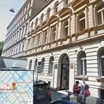 Már bontják a 133 éves házat a Paulay Ede utcában