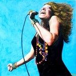 45 éve lépett fel Janis Joplin Woodstockban