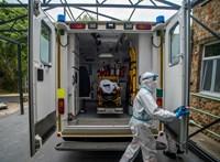 Meghalt 111 beteg, ezernél több új fertőzöttet találtak