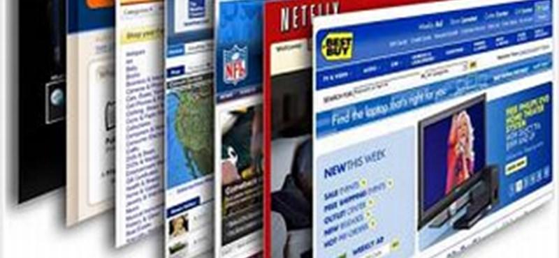 Ingyen is lehet honlapja, de látogatói aligha