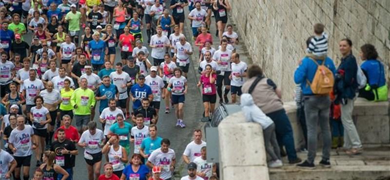 Kenyai és magyar győztes a Budapest Félmaraton