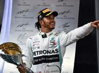 Lewis Hamilton tiltakozásból lett vegán