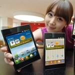 """Itt az LG Optimus Vu: újabb 5""""-os mobil"""