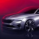 Cseh remek: 245 lóerős, mégis alig fogyaszt az új hibrid Skoda RS