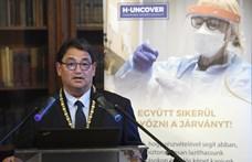 Merkely csapata 10 ezer emberből csak 3 vírusfertőzöttet talált
