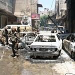 Aleppó: vasárnap is fegyveres harc