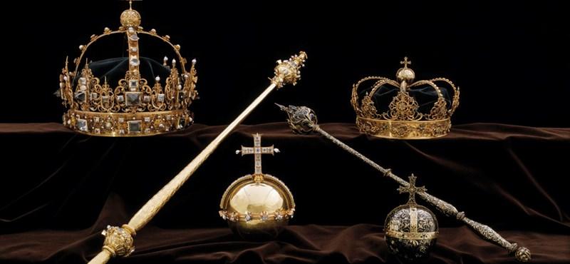Börtönbe megy a svéd, aki ellopta a koronaékszereket