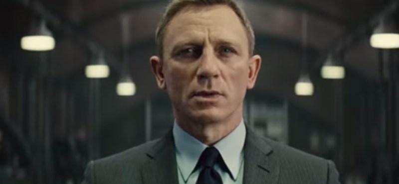 Még két évet kell várni az új James Bond-filmre