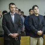 Életfogytiglant kapott az egyik brutális izsáki rendőr