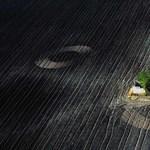 Bámulatos légifotók: Az utolsó őszi színek - Nagyítás-fotógaléria