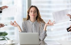Nem a munkánk az életünk! - Tippek stresszkezeléshez