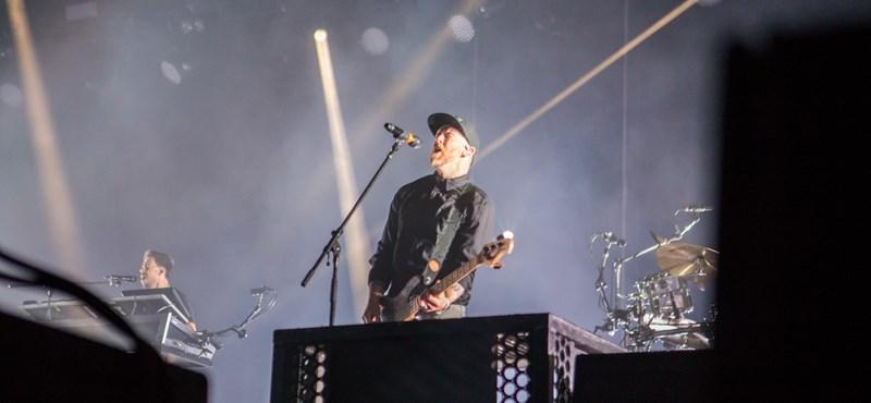 A VOLT Fesztiválon debütált a Linkin Park – képgaléria