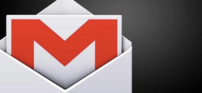 Változás a Gmailben: mától nem jönnek át azok a csatolmányok, melyekben JS van